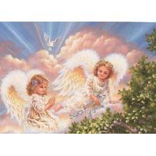 Ангелочки в облаках