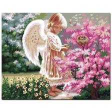 Ангел в райских садах