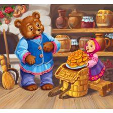 Сказка о Маше и медведе
