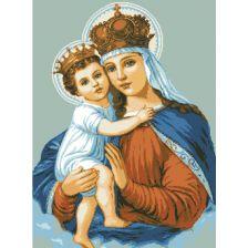 Св. Дева с ребёнком
