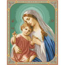Мария с Иисусом