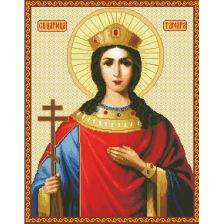 икона Святой Благоверной Царице Тамаре