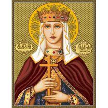 икона Святой мученице Людмиле