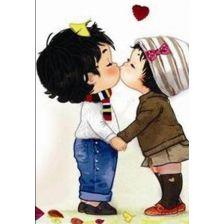 Поцелуй Love is