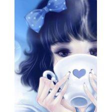 Пью чай
