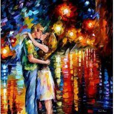 Ночной поцелуй Афремов
