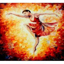 Огненный танец Афремов