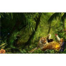Алмазная вышивка набор В джунглях