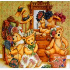 Мишки-модницы