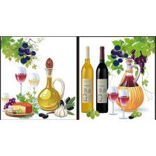 диптих Дегустация вин