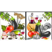 диптих Овощи