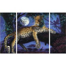 триптих Леопард