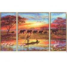триптих Берега Нила