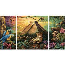 триптих Пирамида