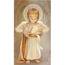 Ангел со свечой