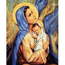 Пресвятая Богородица с Иисусом