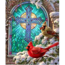 Рождественские птицы